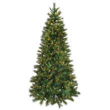 12' LED Belgium Mix Tree with 1,300 Clear LED Lights #MTX43285L