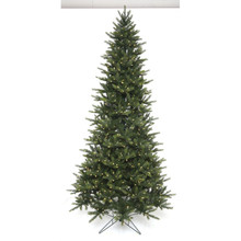 12' LED Slim Greenridge Tree with 1,750 Clear LED Lights #MTX52891L