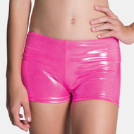 Sylvia P Shocking Pink Mystique Short