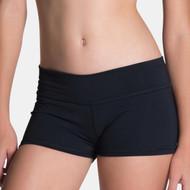 Sylvia P Active Wear Short - Dance Shorts - Supplex Short