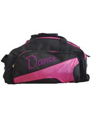 Studio 7 Dancewear Mini Duffel Dance Bag Hot Pink