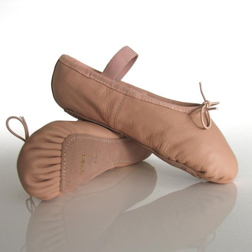 Dance Direct Ballet Shoes Full Sole Leather Dance Direct 174
