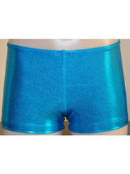 Gymnastic Aqua Shorts
