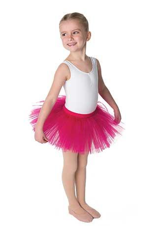 Childrens Tutu Skirt Style No CHTS01