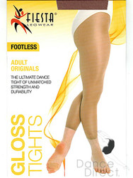 Footless Tights FIESTA LEG WEAR 3109