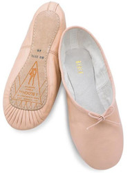 Prolite Leather Full Sole Ballet Shoe