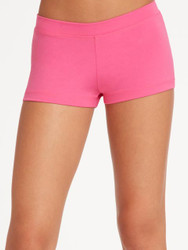 CAPEZIO Boycut Low Short Adults