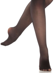 ENERGETIKS Sheer Pantyhose Adults  AT36 Black