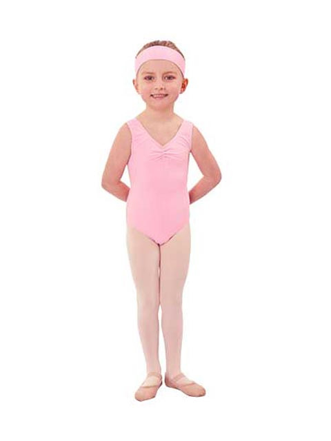 Thick Strap Leotards Cotton Children Style No: CHL01
