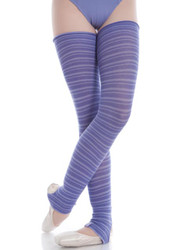 ENERGETIKS Long Striped Leg Warmers AWL16