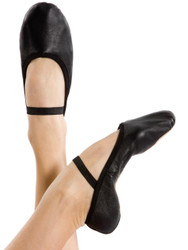 ENERGETIKS Ballet Shoe - Full Sole BSC01 Black