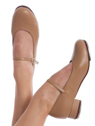 ENERGETIKS Debut Tap Shoes Girls TCS06 Tan