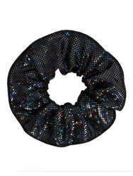 ENERGETIKS Shattered Glass Scrunchies Black