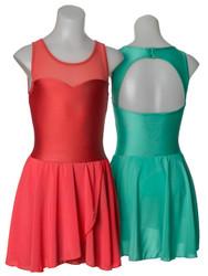 STUDIO 7 Mesh Lyrical Dress Girls