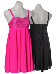 STUDIO 7 Sequin Lyrical Dress Girls
