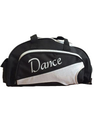 STUDIO 7 Dance  Duffle Bag Pearl White
