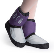 Bloch Children Two Tone Warmup Booties