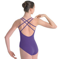 Purple Alexis Women's Leotard