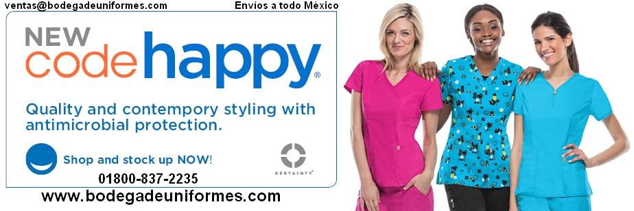 Code Happy Mexico