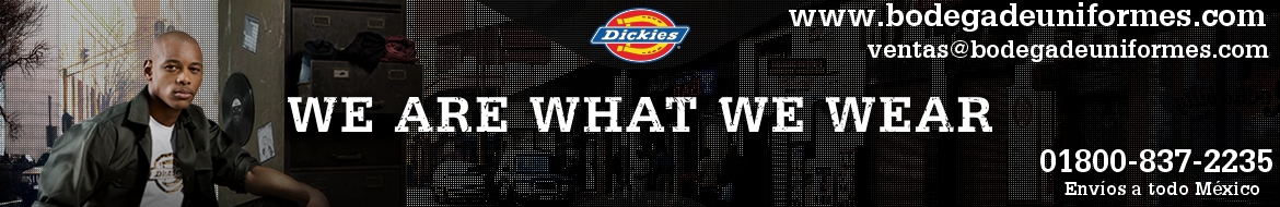 DICKIES TRABAJO MEXICO