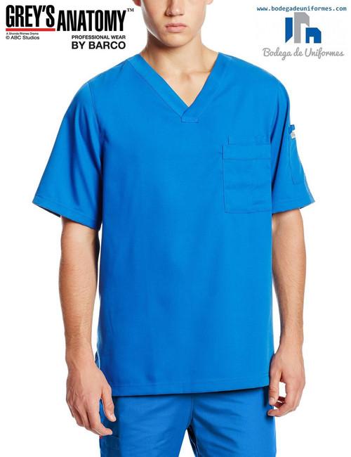 Grey's Anatomy by Barco 0103-8 Filipina Medica de Uniforme Quirurgico