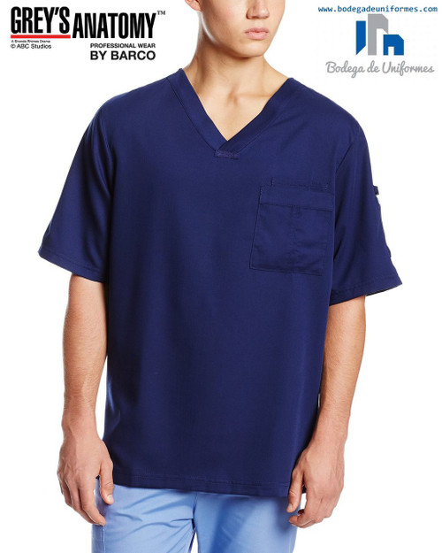 Grey's Anatomy by Barco 0103-23 Filipina Medica de Uniforme Quirurgico