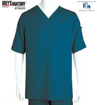 Grey's Anatomy by Barco 0103-328 Filipina Medica de Uniforme Quirurgico
