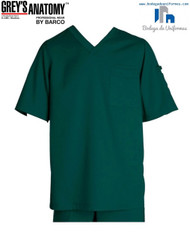 Grey's Anatomy by Barco 0103-37 Filipina Medica de Uniforme Quirurgico