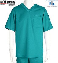 Grey's Anatomy by Barco 0103-39 Filipina Medica de Uniforme Quirurgico