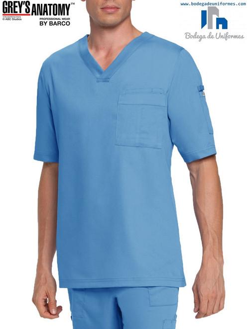 Grey's Anatomy by Barco 0103-40 Filipina Medica de Uniforme Quirurgico