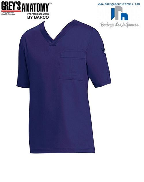 Grey's Anatomy by Barco 0103-549 Filipina Medica de Uniforme Quirurgico