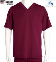 Grey's Anatomy by Barco 0103-65 Filipina Medica de Uniforme Quirurgico