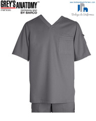 Grey's Anatomy by Barco 0103-912 Filipina Medica de Uniforme Quirurgico