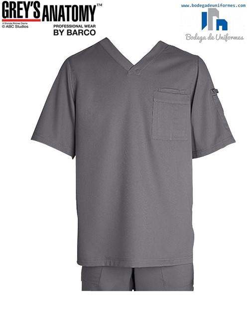 Grey's Anatomy by Barco 0103-912 Filipina Medica de Uniforme Quirurgico