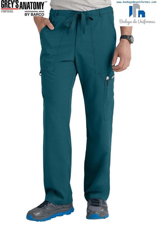 Grey's Anatomy by Barco 0203-328 Pantalon Medico de Uniforme Quirurgico