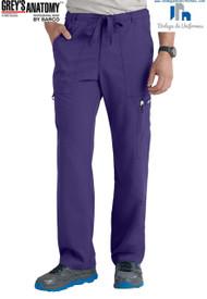 Grey's Anatomy by Barco 0203-549 Pantalon Medico de Uniforme Quirurgico