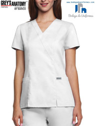 Grey's Anatomy by Barco 41101-10 Filipina Medica de Uniforme Quirurgico