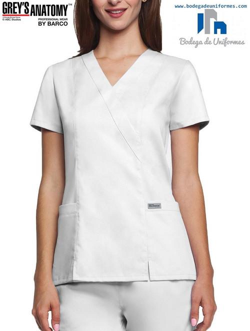 Grey's Anatomy by Barco 41101-10 Filipina Medica de Uniforme Quirurgico