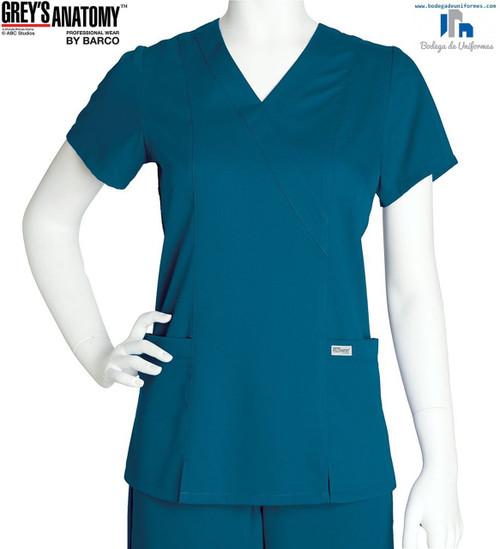 Grey's Anatomy by Barco 41101-328 Filipina Medica de Uniforme Quirurgico