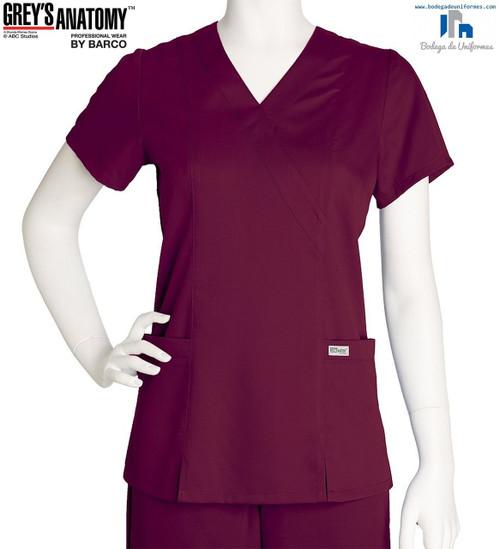 Grey's Anatomy by Barco 41101-65 Filipina Medica de Uniforme Quirurgico