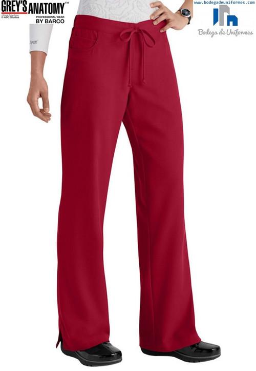 Grey's Anatomy by Barco 4232-684 Pantalon Medico de Uniforme Quirurgico