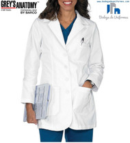 Grey's Anatomy by Barco 4425-10 Bata Medica