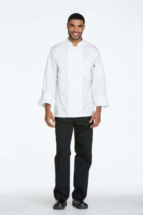 Dickies Chef DC410-WHT Filipina de Chef