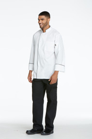 Dickies Chef DC411-WTBK Filipina de Chef