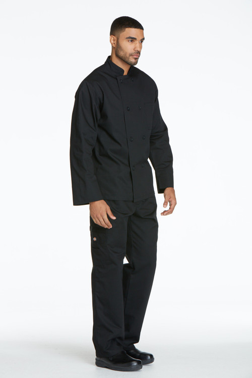 Dickies Chef DC45-BLK Filipina de Chef