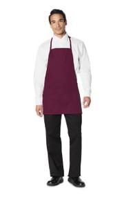 Dickies Chef DC51-BURG Mandil para Chef