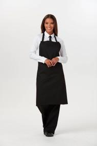 Dickies Chef DC54-BLK Mandil para Chef
