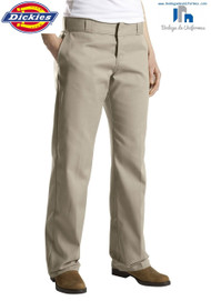 Dickies FP774 Pantalones Original Trabajo Rudo para Mujer