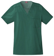 Dickies Medical 81722 Filipina Youtility con Cuello V para Hombre