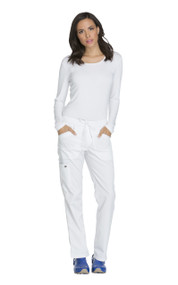 Dickies Medical DK106-WHT Pantalon Medico